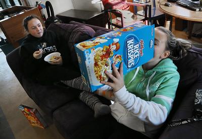 'Killer Cereal Day'