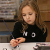 "MIKE SPRINGER/Staff photo<br /> Seven-year-old Bianca Liacono learns to paint during an after-school class Thursday at Cape Ann Art Haven in downtown Gloucester. Art Haven offers a variety of after-school art courses. For more information go to  <a href=""http://www.arthaven.org"">http://www.arthaven.org</a>.<br /> 01/18/2018"
