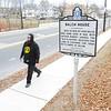 Balch House marker