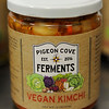 TIM JEAN/Staff photo<br /> <br /> ​​Vegan Kimchi Sauerkraut made by Pigeon Cove Ferments.   1/29/19