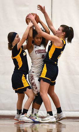 Gloucester Girls Hoops vs Malden Catholic