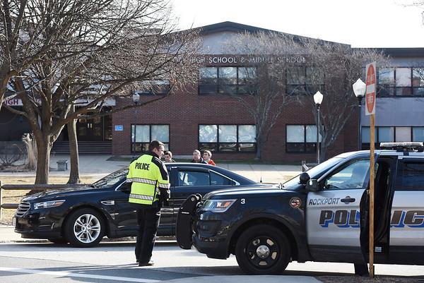 Stabbing in Rockport