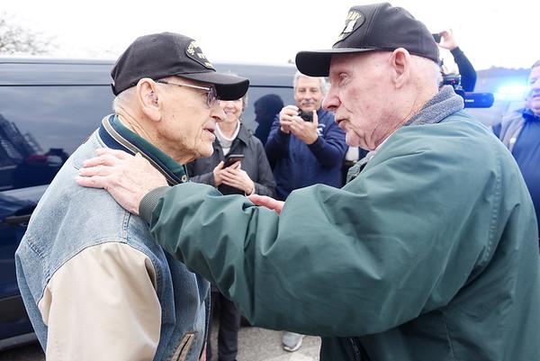 WWII Vets Reunite