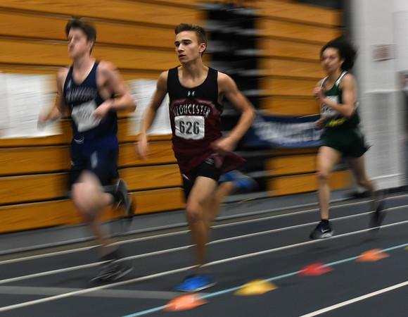 Gloucester Track vs Swampscott