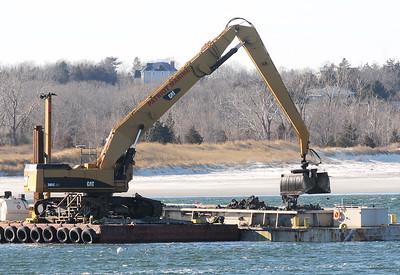 Annisquam River Dredging
