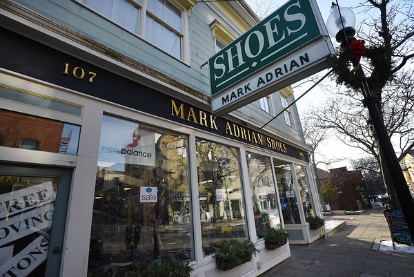 Mark Adrian Shoes