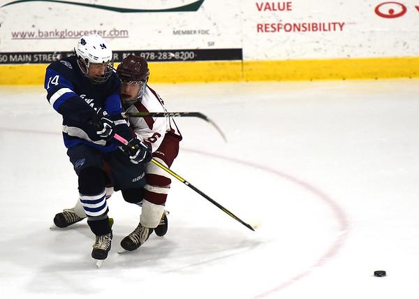 Gloucetser Hockey vs Swampscott
