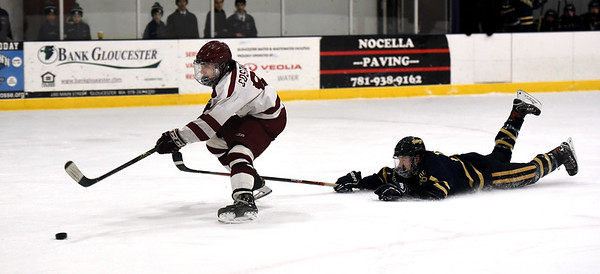 Winthrop vs Gloucester boys hockey