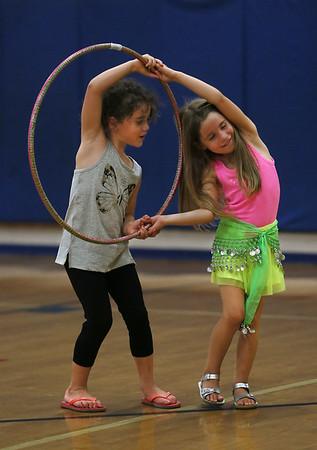 'Hula Hooping Hoopla'
