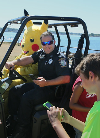 Pokémon Go Safety Walk