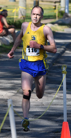 The overall male winner of the  Seacoast 10K is Andy Gardiner of Dover MA.