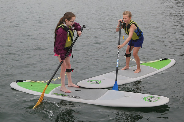 Summer Paddleboarding Program