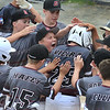 Gloucester defeated Reading 5-4 in the Little League Williamsport, Section Four baseball game in Lynn.