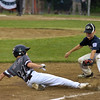 Gloucester against Holden in the second day of the 2017 Massachusetts Little League State Finals.