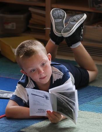 YMCA Summer Reading Program