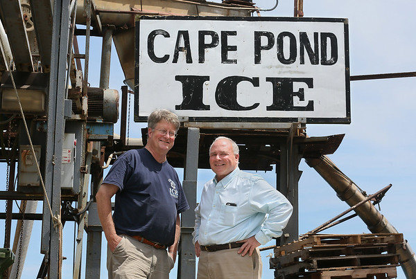 New Owner at Cape Pond Ice