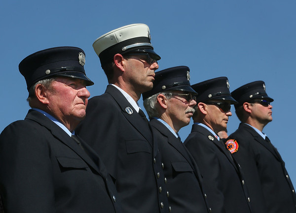 Firefighters Memorial Service