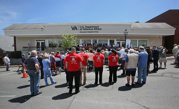 New Veterans Clinic Opens