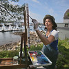 Painting the Harbor