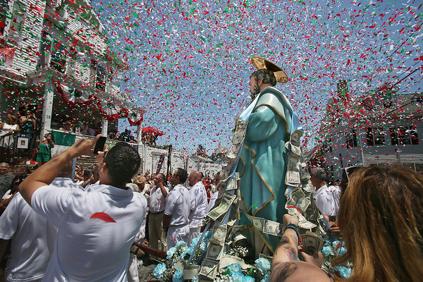 Procession of St. Peter
