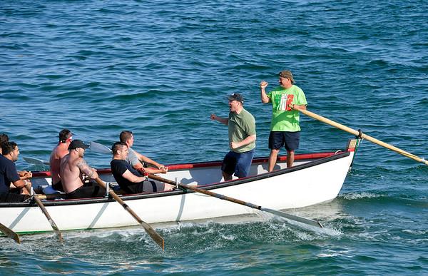 The Nina won the senior Seine Boat Race. Fiesta 2016.