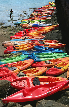 Kayaks Galore