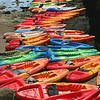 Kayaks Galore