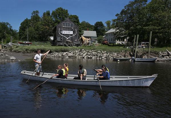 Student Boat-Builders