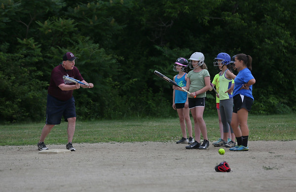 Viking Softball Camp