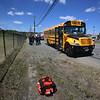 Minor Bus Crash