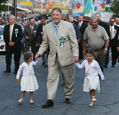 St. Peter's Fiesta Formally Opens