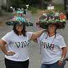 The 'Crazy Hat Ladies of Fiesta'