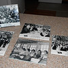 SEAN HORGAN/Staff photo<br /> Some of xxx's tiles, featuring scenes of fish packers and cutters at xxx in the mid 1940s and 1950s.