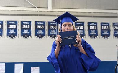 Swampscott High Graduation