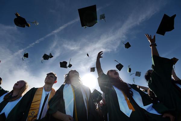 Manchester-Essex Regional High School's graduation