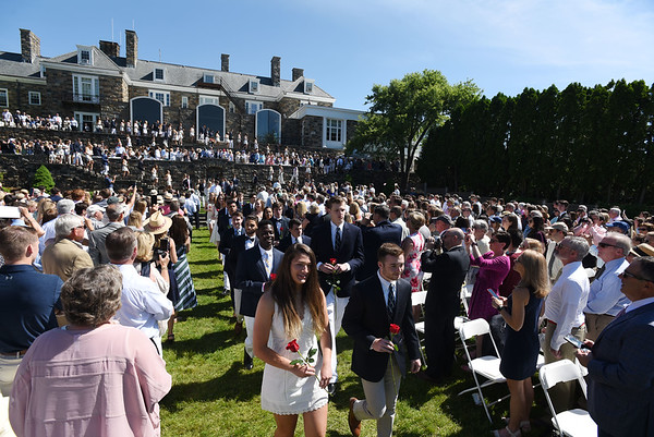Pingree School Graduation