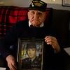 WWII vet Wallace Burbine