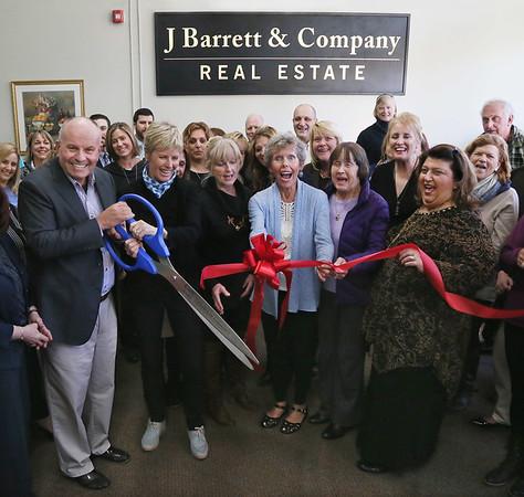 J. Barrett & Company Grand Opening