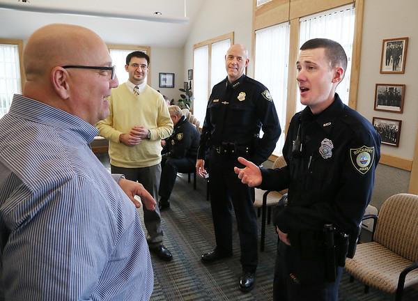 Police Academy Graduate