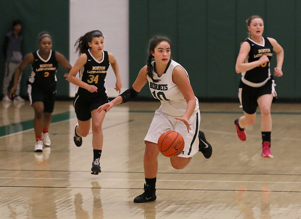 Manchester Essex vs. Latin Academy Girls Basketball