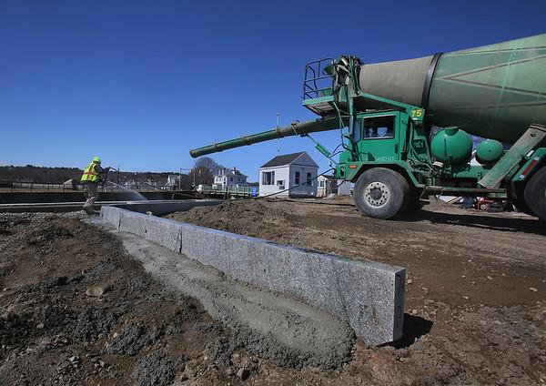 Stacy Boulevard Construction