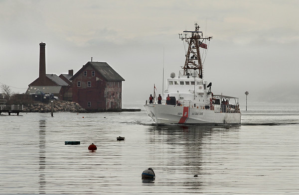 U.S. Coast Guard in Gloucester