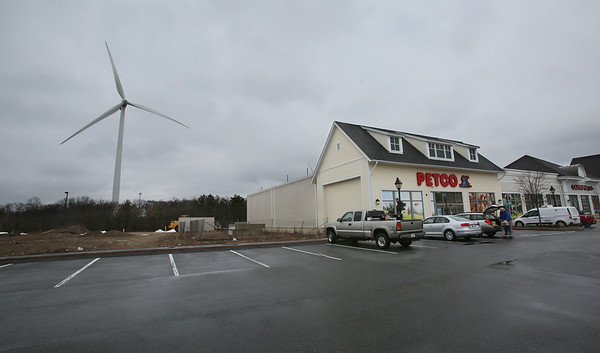 Possible HomeGoods location