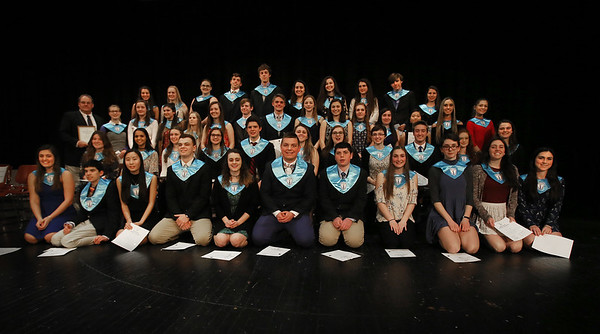 GHS National Honor Society Ceremony