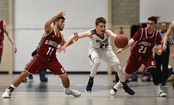 Div. 2 Boys Basketball vs Belmont
