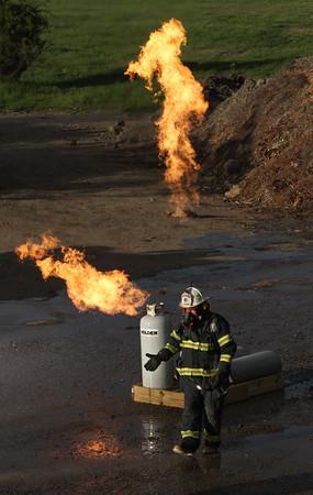 Propane Fire Training