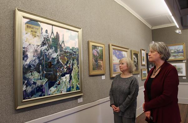 North Shore Arts Association Exhibit