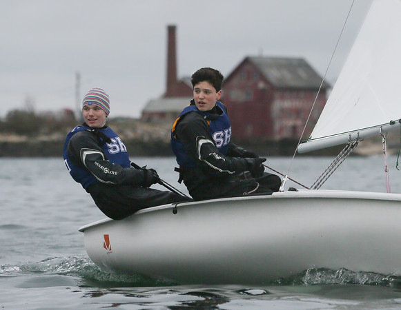 Swampscott Sailing Team Competes in Gloucester
