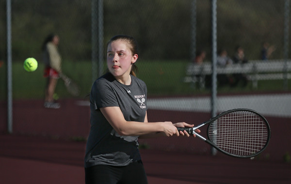 Rockport vs. Masconomet Girls Tennis