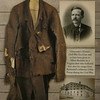 Albert W. Bacheler's Civil War Era Coat